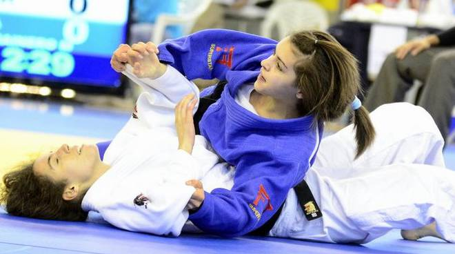 Judo: Marta Rainero pronta per i Campionati Europei Juniores