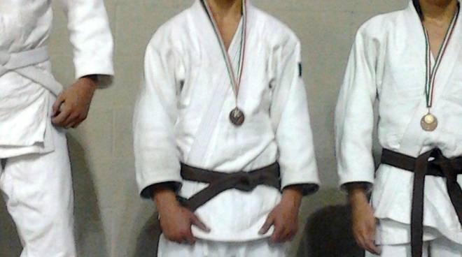 Judo: a Giaveno ottimo terzo posto per Marco Rolando