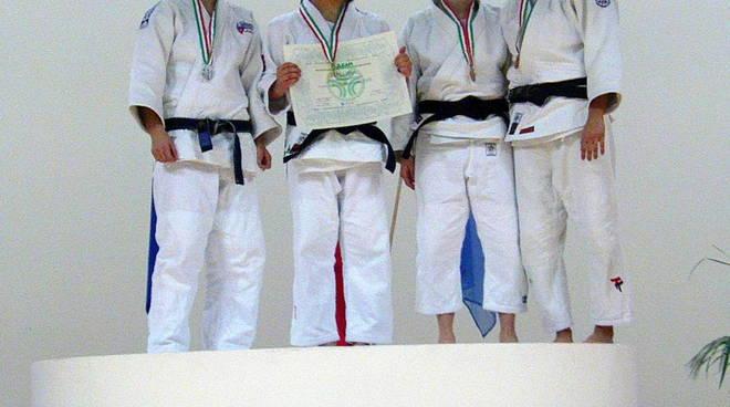 Marta Rainero campionessa italiana Under 23 di Judo