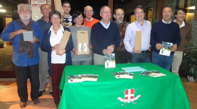 Al Golf Città di Asti il 1° Trofeo Bagna Cauda