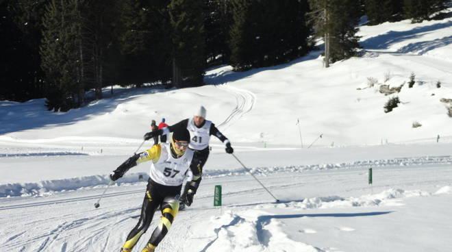 Sci di fondo: al Trofeo Euganeo bene Jacopo e Paolo Musso
