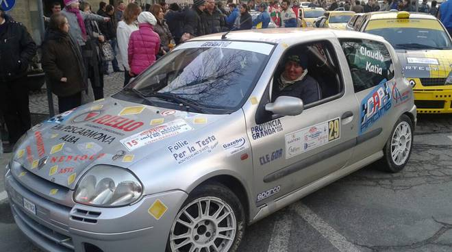 I risultati del Provincia Granda Rally al Ronde di Canelli