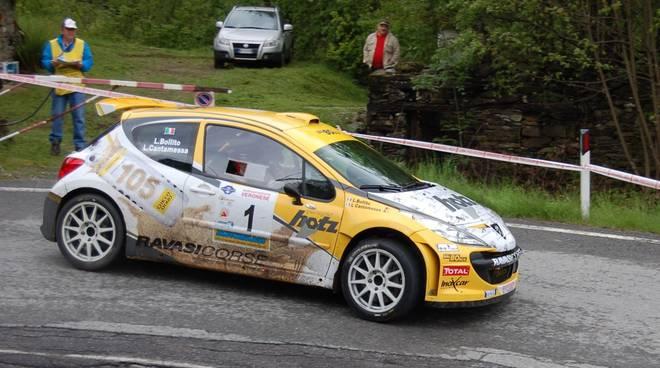 Luca Cantamessa e Lisa Bollito si aggiudicano il Rally Città di Torino