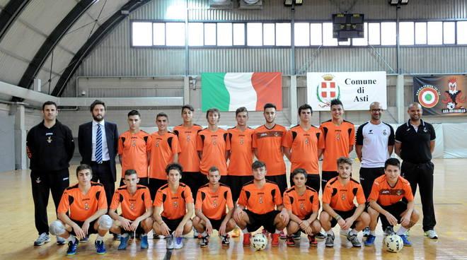 Calcio a 5: vincono tutte le giovanili dell'Asti, ko l'under 21 dell'Astense