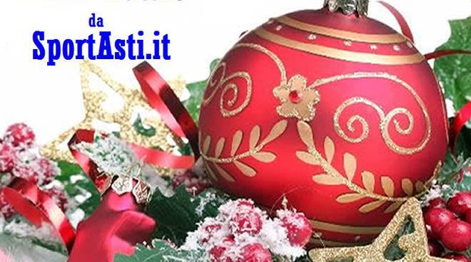 Buon Natale dalla Redazione di SportAsti.it