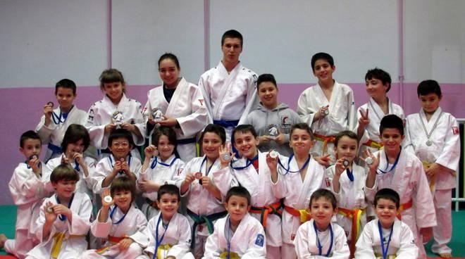 Intenso fine settimana di gare e di buoni risultati per la sezione Judo della Pol Cr Asti