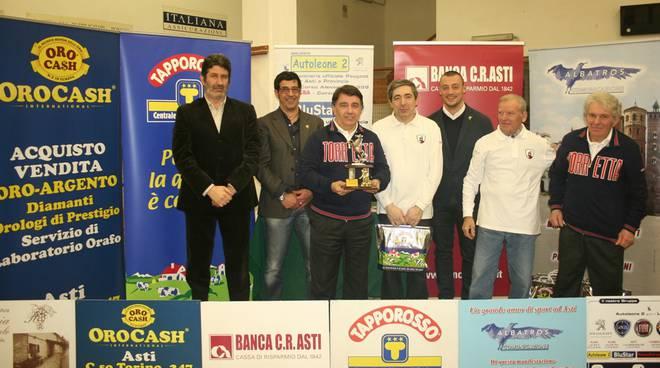 La Torretta concede il bis e si aggiudica il 15° Torneo dei Borghi di Bocce