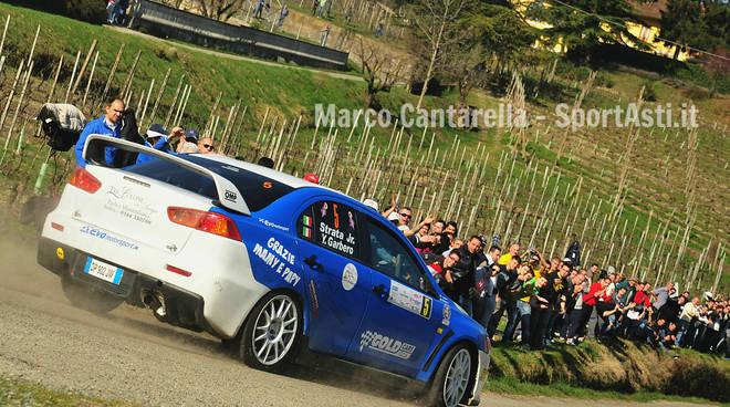 Marco Strata ed Ylenia Garbero conquistano il 16° Rally Colli del Monferrato