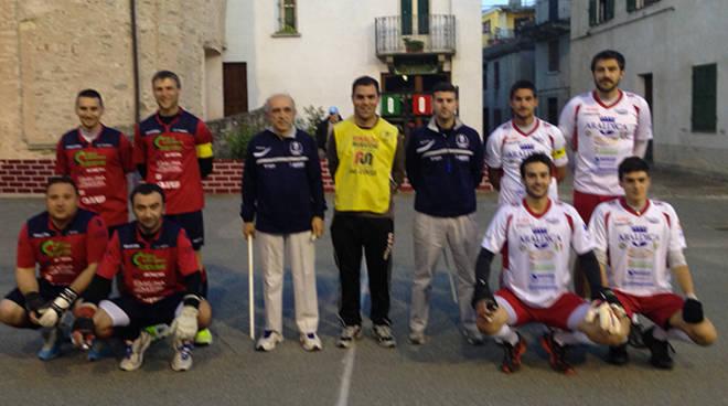 Pallapugno: il Bubbio si aggiudica il derby di serie B con la Castagnolese
