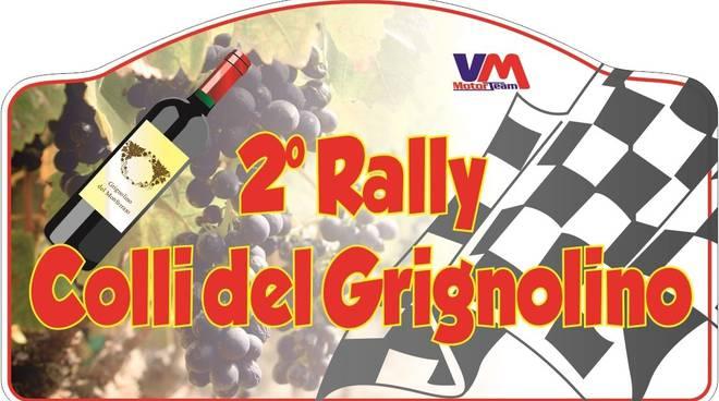Il Rally Colli del Grignolino per la sua seconda edizione si trasferisce a Moncalvo