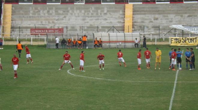 L'Asti nel finale espugna il campo del Valleè d'Aoste
