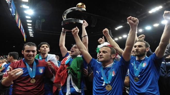 Qualificazioni Euro2016 calcio a 5: attesa per il sorteggio del Main Round dell'Italia