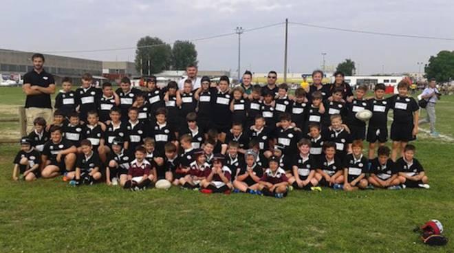 Al Torneo Giovanile di Parma bella esperienza per i giovani atleti dello Junior Asti Rugby