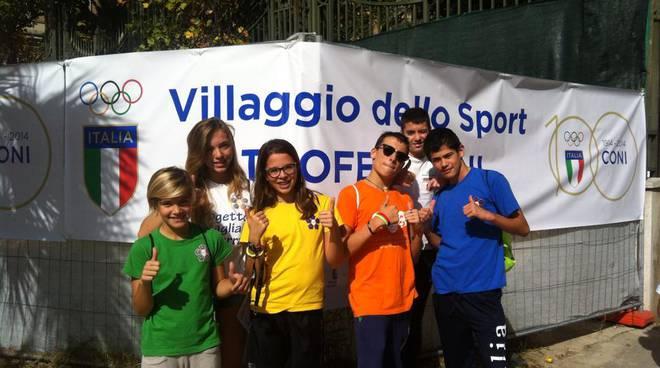 Doppio podio per lo Junior Pentathlon Asti alle finali nazionali del Trofeo Coni