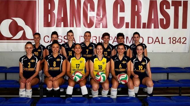 La Pallavolo Valle Belbo si qualifica per le semifinali regionali di Coppa Piemonte