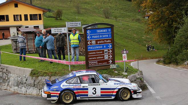 Trasferta positiva per la Balletti Motorsport al Rally Piancavallo