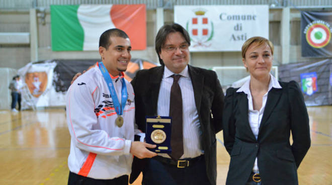 L'Asti Calcio a 5 atteso dalla trasferta contro il Kaos Futsal del grande ex Vampeta