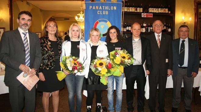 La Servetto Footon protagonista della conviviale di novembre del Panathlon Asti