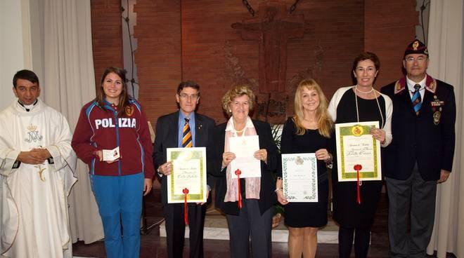Lavinia Saracco e Francesca Massobrio premiate dalla Polizia di Stato di Asti