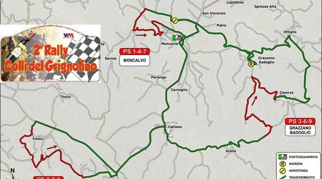 Ultimi giorni per le iscrizioni al 2° Rally Colli del Grignolino che conta già oltre 80 iscritti