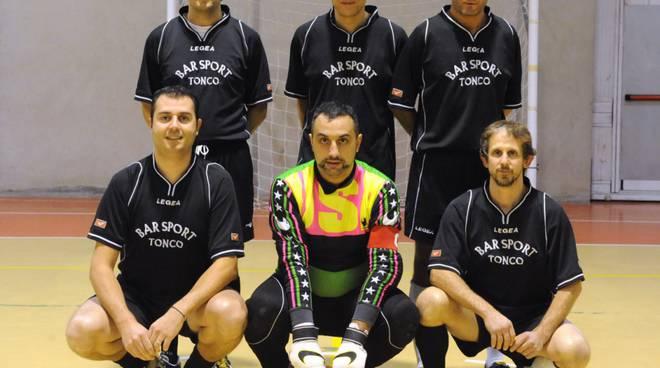 I risultati della sesta giornata del campionato di Calcio a 5 dell'Aics di Asti