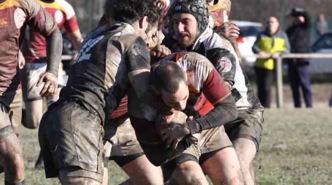 L'Asti Rugby travolge il Rivoli e recupera un punto sulla capolista Novara