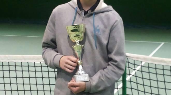 Alessandro Rodella si aggiudica il torneo Under 16 di Acqui Terme