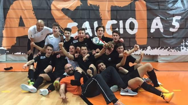 Gli Allievi dell'Asti Calcio a 5 si aggiudicano il titolo regionale, niente da fare invece per Juniores e Giovanissimi