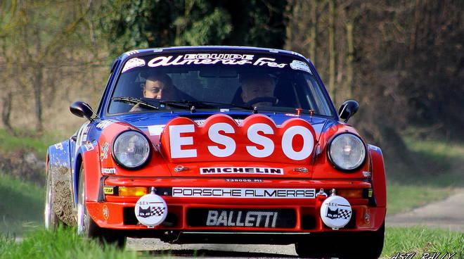 La Balletti Motorsport al via del Rally Campagnolo con otto equipaggi