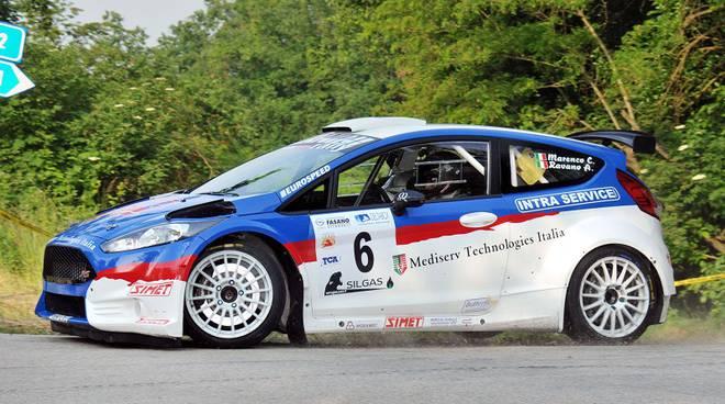 Il 42° Rally Team 971 va a Claudio Marenco e Arianna Ravano, terzi gli astigiani Fassio e Tirone