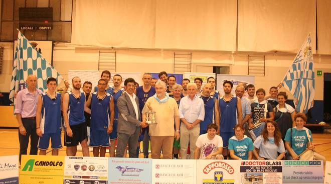 Mercoledì prima palla al centro del 14° Torneo dei Borghi di Basket ''Marcolino Ercole''