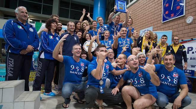 Per il Team Apnea AstiBlu Santero 958 un inizio maggio ricco di vittorie