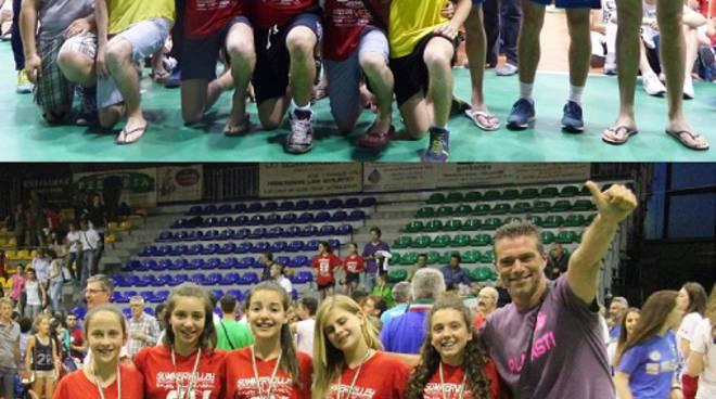 Hasta Volley e PlayAsti bene al Summer Volley di Acqui Terme (foto)