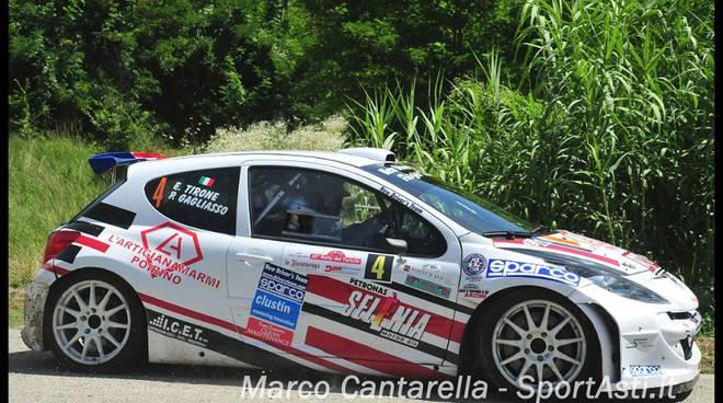 Nuovo regolamento per il Trofeo Giaccone al 27° Rally del Tartufo