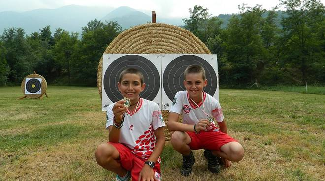 Ottimi risultati per gli atleti Astarco ai Campionati Regionali di Tiro in Campagna