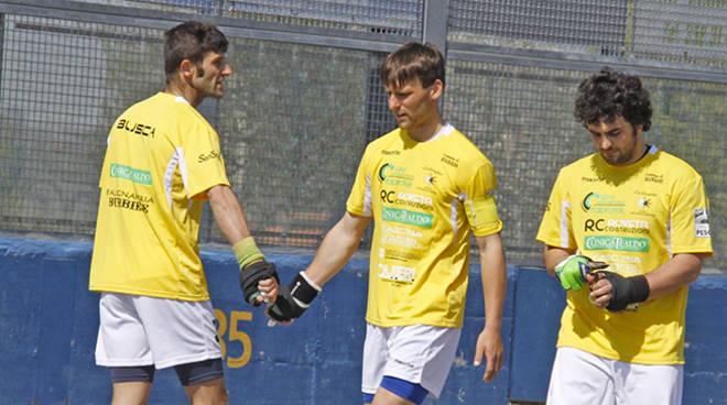 Pallapugno: il prossimo turno di serie A, B e C2; lunedì big match in B tra San Biagio e Bubbio
