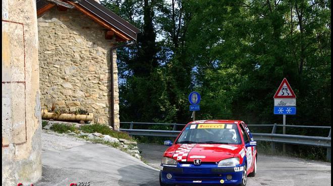 Al Rally Valli Cuneesi bene gli astigiani Iraldi e Amerio del Provincia Granda Rally Club