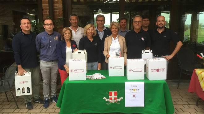 Il Golf Città di Asti ha ospitato la prima edizione della Douja d'Or Golf Cup