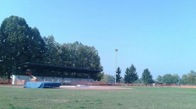 Da martedì 27 a giovedì 29 ottobre il campo di atletica di Via Gerbi resta chiuso per lavori