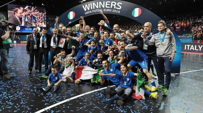 Repubblica Ceca e Azerbaigian sono le prime avversarie dell'Italia di Futsal agli Europei 2016