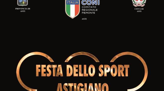Tutti i premiati della Festa dello Sport Astigiano 2015