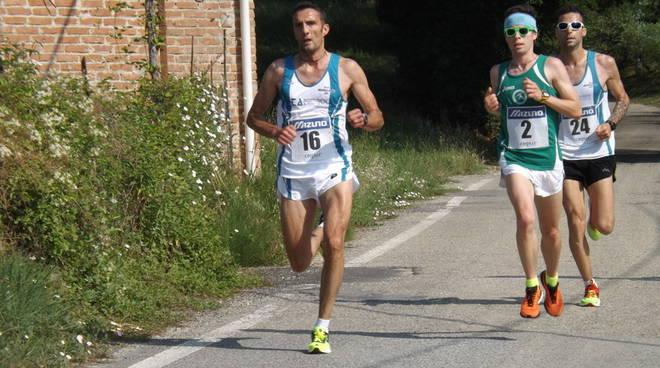 Antonio Pantaleone ed Elisa Stefani primi alla CorriVariglie 2016 (Foto)