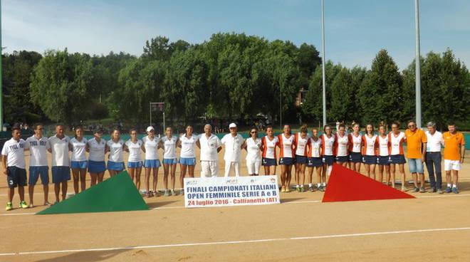 Finale scudetto Femminile Tamburello 2016 Alegra Settime-Tigliolese-13