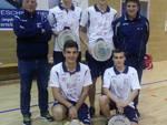 Gli Juniores del Rilate Campioni d'Italia Open di categoria