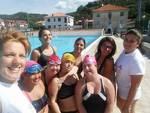 Il team di nuoto unificato Eunike in collegiale ad Asti