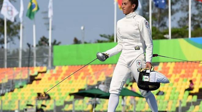 Olimpiadi Rio 2016: ottimo ottavo posto per Alice Sotero nel Pentathlon Moderno