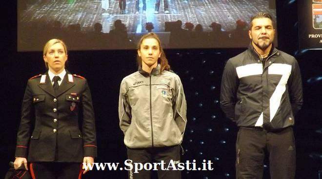 Al Teatro Alfieri la sfilata delle eccellenze dello Sport Astigiano (foto)