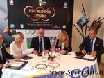 Olimpionici, campioni e solidarietà: presentata la 22a Festa dello Sport Astigiano