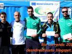 Jido Ed Derraz ed Elisa Stefani i vincitori della 1a MonferRun
