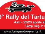 Sabato si aprono le iscrizione del 29° Rally del Tartufo
